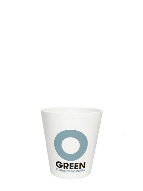 Waterdichte pot met logo